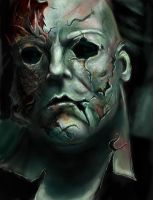 Michael Myers by Vinnyjohn13
