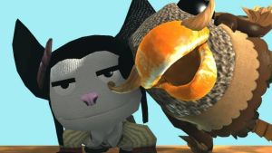 Going a Bit Insain by ask-lbp3-group