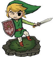 Wind Waker Link 1 by yoshi1998