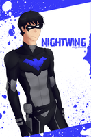 Nightwing by AlexaClyne