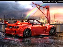 SBDesign Mazda mx5 by SB-Design