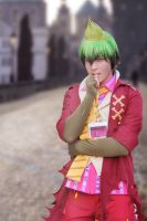AN2012: Amaimon cosplay by Lizeth