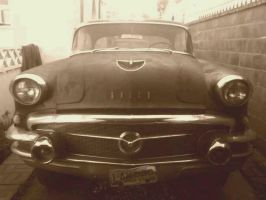 Old Buick by Makinak