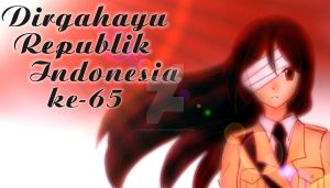 Omake : HBD Indonesia :D by Indonesia-tan