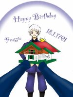 APH - Prussia Happy Birthday 18.1.1701 by xXJustForFunXx