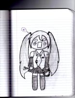 miku by autumn2010