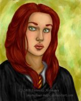 HP Lily again by Verlisaerys