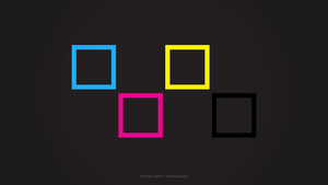 CMYK Wallpaper - 10 of 11 by ShelbsTheGing