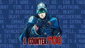 I counter you by yubigd