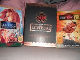 Lion king movies by kalynvalcourt