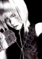 RUKA as Mello by eiRi-chou
