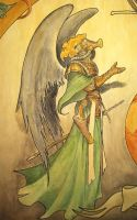 Strange Angel by pulpapocalipsis