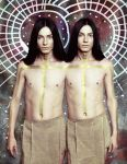 Twins by psychiatrique