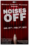 Noises Off Poster -WCP by cqb