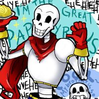 The great Papyrus by Karu-90