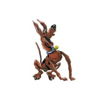 Childhood Totems - Scooby Doo by macen