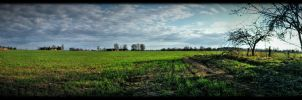 HDR Panorama by dn1w3r