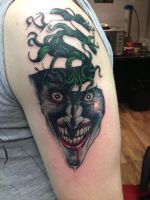 The man who laughs by kayleytatts