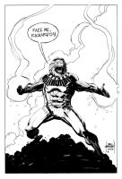 Blastaar by Mooneyham