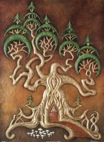 The Dreaming Tree by kevindyer