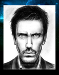 Dr. House by Guillermo-Sanchez