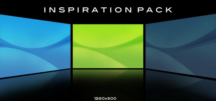 inspiration pack by thegenome