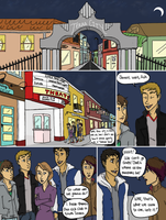 Welcome to Terra City: Pg 3 by CelestialTeez