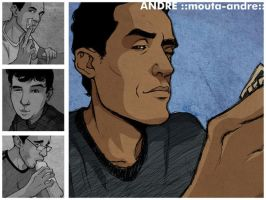 ANDRE : best friend serie by gus-kitagawa