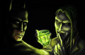Absinthe by tormentedshadow