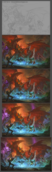 HOTS WIP by VNC-Children