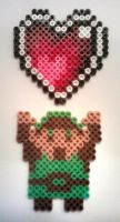 Fuse Bead Link by ProbonoBear
