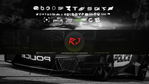 RJ Beats Updated YouTube Layout by justdesignzzz