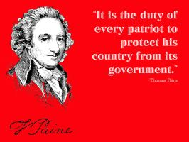 Paine Is As Right As Ever by SrVnDaNK