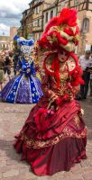 Venice Parade in Riquewihr 2015 (3) by Cloudwhisperer67