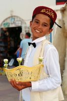 Tunisian boy by SofianeAV
