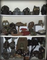 Just some of my masks... by Danny7293