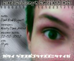 DarKDonKey Deviant ID 1.2 by darkdonkey