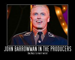 Nazi John Barrowman by Becca5002