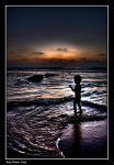 The Young Poseidon by amassaf