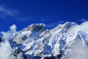 The Himalayan glaciers by Bluefangs