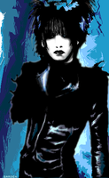 Kyo from Dir en Grey by Ellypoo