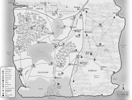The Piaras Legacy map by JTampa