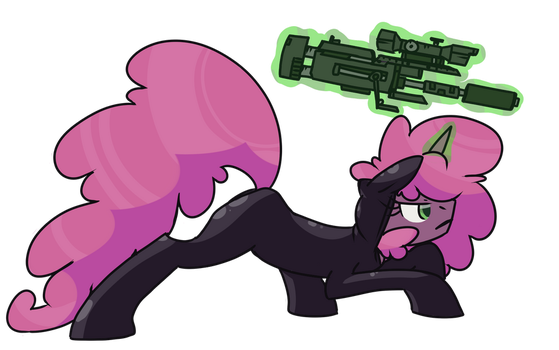 COMMISSION: Stealin' Yo Stuff by InLucidReverie