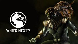 Mortal Kombat X - Kotal Kahn Wallpaper by heyPierce