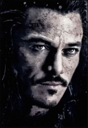 Bard the bowman by AStoKo
