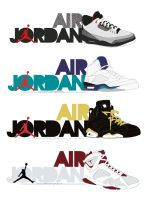 AirJordan Graphic by JRxDesigns