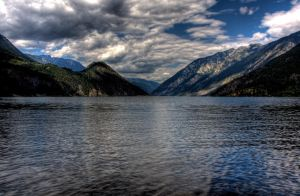 Anderson Lake by JoeJoeBob