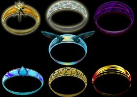 accessories: bangles by Darla-Illara