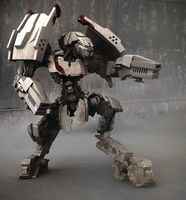 Post Mech 01 by exanju