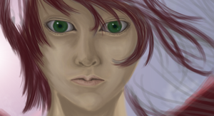 WIP RedWings Face by Azraial